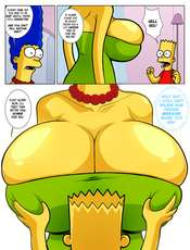 The Return of Large Marge ( simpson )